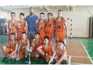 Кропивницькі баскетболісти здобули перемогу