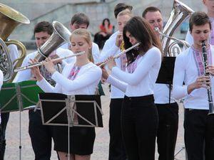 Оркестр духових інструментів «Зміна» здобув перемогу на конкурсі «Армія дітям»