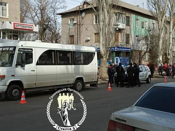 Кіровоградщина: Мешканка Світловодська загинула під колесами маршрутки