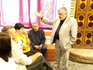 Як кропивницькі митці побували на «Седянці у Стафідова» (ФОТО, ВІДЕО)