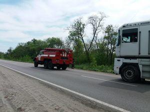Олександрійський район: Рятувальники допомогли водію автомобіля