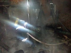Новоукраїнський район: Рятувальники загасили займання у приватному секторі