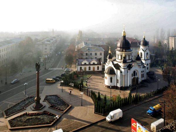 Благовіщенській храм запрошує вірян на Божествену літургію на честь святої Ксенії