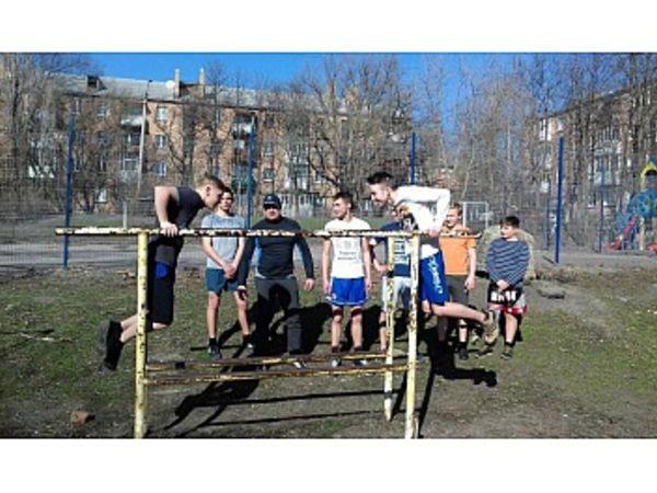 Кропивницькі дитячо-юнацькі клуби залучають до спорту мешканців мікрорайонів міста