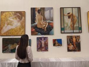 У Кропивницькому відкрилася виставка у стилі ню (ФОТО)