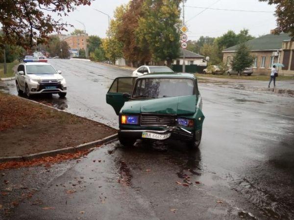 На Кіровоградщині у ДТП постраждало двоє дітей (ФОТО)