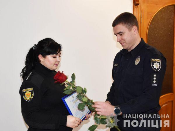Кропивницький: Працівники підрозділів ювенальної превенції поліції отримали заохочення