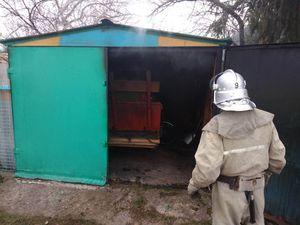 Кіровоградщина: У гаражі під час пожежі загинув чоловік