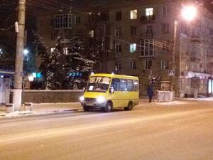 Громадський транспорт Кропивницького ходить безперебійно