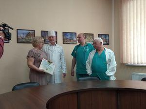Кропивницький: Дитячій обласній лікарні вручили дороговартісне обладнання (ФОТО)