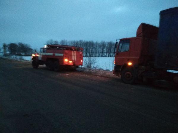 Кіровоградська область: Протягом доби надали допомогу водіям чотирьох вантажівок