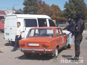 За день на Кіровоградщині поліцейські затримали трьох наркозбувачів