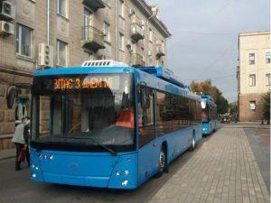 Кропивницький: На селище Нове ходитимуть тролейбуси
