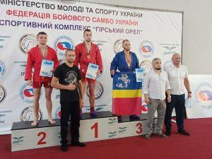 Кропивницькі спортсмени здобули нагороди на чемпіонаті України з бойового самбо