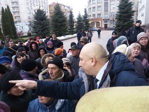 Як у Кропивницькому  посварилися свободівці і комуністи? (ВІДЕО)