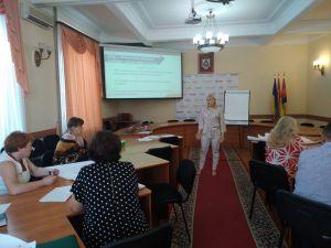 У міській раді Кропивницького вивчали основи ґендерноорієнтованого бюджетування