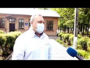 Головлікар міської лікарні розповів, чи вистачає для кропивницьких медиків захисних засобів (ВІДЕО)