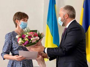 Громаді Олександрійського району представили нового голову РДА