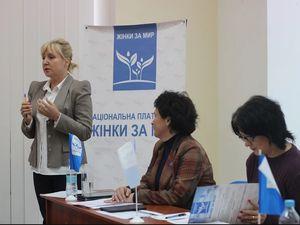 Лира Ильченко: Те, кто не борются за мир в Украине, либо не любят свою страну, либо зарабатывают на войне