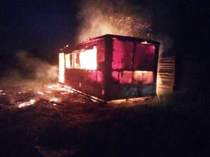 Кіровоградщина: У Суботцях мешканці будинку постраждали двічі підряд (ФОТО)