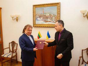 Сергій Тарасов: Посада консула у Кропивницькому і області – це відповідальність