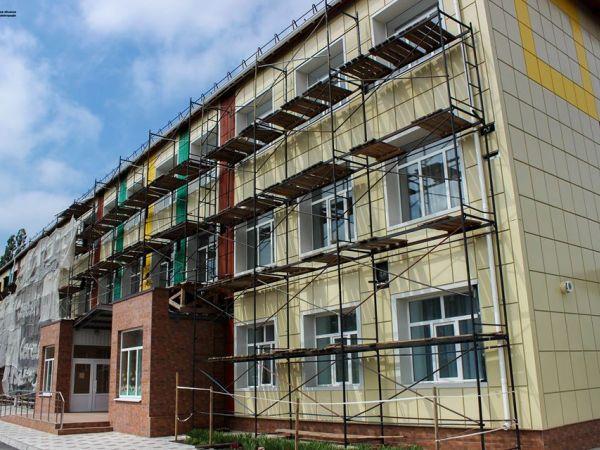 Кіровоградщина: Відтепер новопразька школа матиме нову покрівлю (ФОТО)