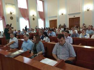 Кропивницький: На наступному тижні відбудеться сесія міської ради
