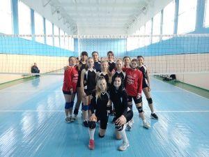 Юні волейболістки Кропивницької спортшколи №3 стали бронзовими призерками чемпіонату області