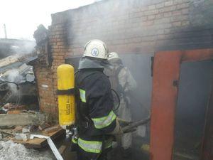 На Кіровоградщині юнак чудом вижив після вибуху у гаражі (ВІДЕО)