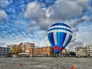 На  кропивницкий фестиваль экстремальных видов спорта привезут воздушный шар