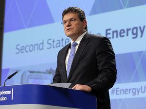 Заява Мароша Шевчовича щодо тристоронніх переговорів з Росією та Україною з приводу транзиту газу до Європи