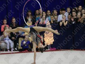 Кропивницькі гімнастки успішно виступили на турнірі  «Зимова казка».