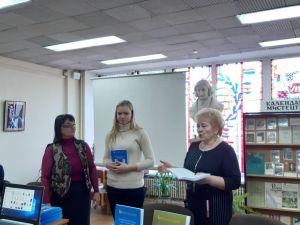 У бібліотеці Чижевського нагородили юних композиторів