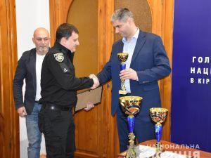 Кіровоградщина:  Хто лідирує серед силовіків у «Динаміаді»?