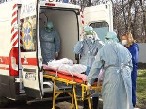 На сьогоднішній день в Україні підтверджено 549 випадків COVID-19