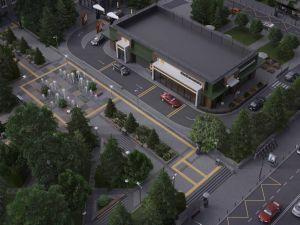 У центрі Кропивницького побудують МакДональдз? (ФОТО)