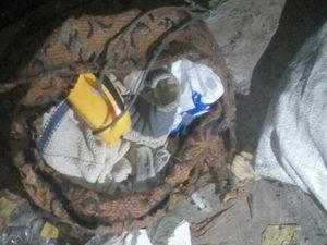 На Кіровоградщині злодій обрізав кабель у своєму ж будинку