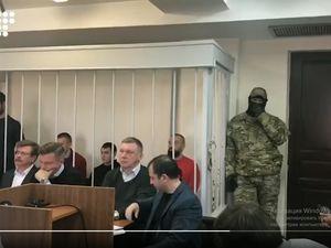 Судилище над українськими моряками у Москві намагаються зробити закритим (ВІДЕО)