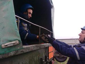 У Кропивницькому районі знайшли мінометну міну