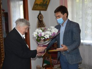 У Кропивницькому привітали ветеранів партизанського руху