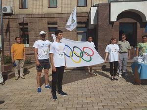 Декілька сотень кропивничан влаштували атлетичний забіг до Олімпійського дня (ФОТО, ВІДЕО)
