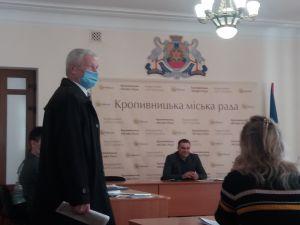 """У Кропивницькій міській раді представники """"лівих сил"""" відмовляються говорити українською"""