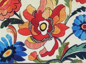 """Музей мистецтв запрошує на майстер-клас """"Квіти в стилі Ганни Собачко-Шостак"""""""