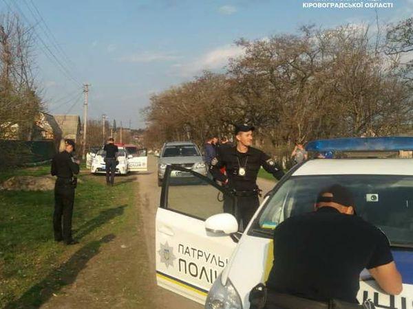 Як кропивницькі патрульні переслідували п'яного водія на  Lexusі  (ФОТО)