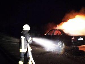 На Кіровоградщині загоряються іномарки