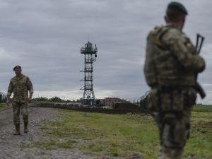 На Харківській ділянці виконано 90% робіт із інженерно-технічного облаштування кордону з РФ