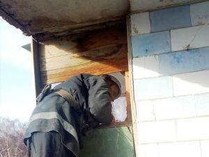 Кіровоградщина: Хвора жінка опинилася зачиненою у своїй квартирі
