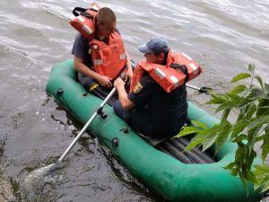 У Новоукраїнському районі рятувальники дістали з водойми тіло загиблої дитини
