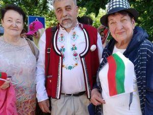 Я впервые побывала на болгарско-украинском празднике