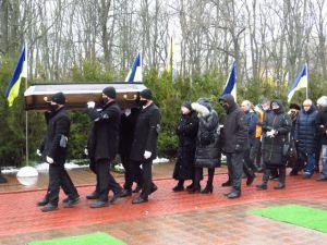 У Кропивницькому провели в останню путь загиблого військового